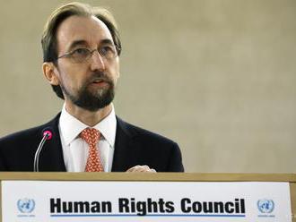 Komisár OSN vyzval na medzinárodné vyšetrovanie násilia v Kašmíre