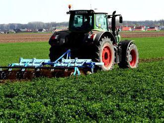 Legislatíva k SPP slovenských poľnohospodárov sklamala