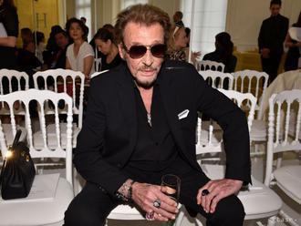 Francúzsky populárny spevák a herec Johnny Hallyday by mal narodeniny