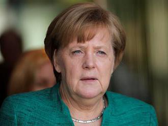 Kancelárka Merkelová má jasné predstavy, ustúpiť pod tlakom nemieni
