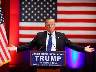 Donald Trump oslavuje 72. narodeniny, druhé od nástupu do úradu prezidenta USA