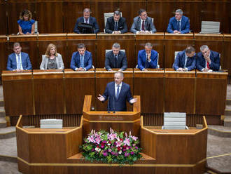 Kiskova správa o stave krajiny: Smrť Jána a Martiny je zhmotnením toho, že politici sa roky prizeral