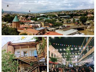 Sprievodca N Tbilisi: Sovietska Atlantída a príliš liberálny nočný život