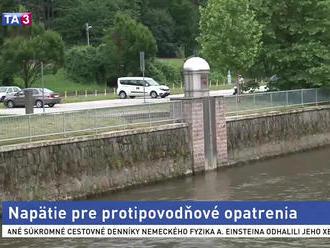 Chcú ochrániť mesto pred povodňami, opatrenia vyvolali nevôľu