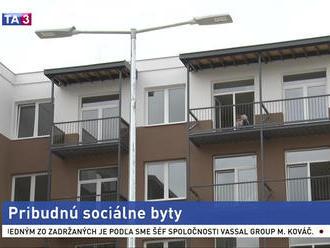 V Prešove pribudnú nové sociálne byty