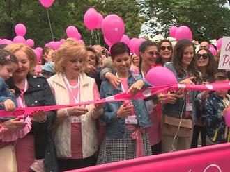 Blíži sa pochod Za zdravé prsia, podporili ho aj naši kolegovia