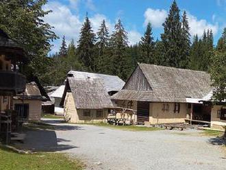 Potulky po skanzemoch III.   Múzeum oravskej dediny Zuberec