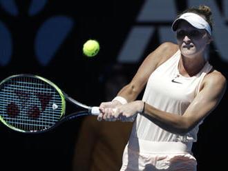 Tenistka Vondroušová si v Gstaadu zahraje semifinále