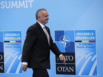 Kiska:Spojenci na summite NATO potvrdili túžbu po jednote a solidarite