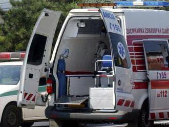 Nehoda pri Mníchovej Lehote si vyžiadala dvoch zranených ľudí