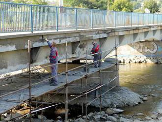 Most na Hlinkovej v Košiciach bude prejazdný už v sobotu ráno