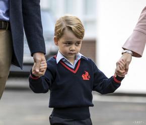 Extrémista, ktorý vyzýval na útok na princa Georgea, dostal doživotie