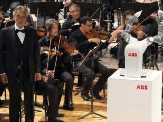Andrea Bocelli pripravuje po 14 rokoch nový album Si