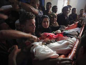 Pri izraelsko-palestínskej hranici zastrelili 15-ročného Palestínčana