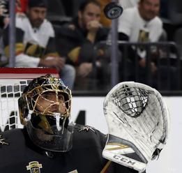NHL: Fleury podpísal novú zmluvu s Las Vegas