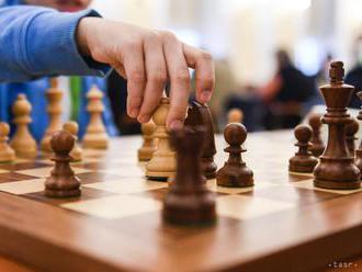 Repku delí krôčik od obhajoby titulu majstra SR v šachu