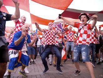 V bratislavských Jarovciach bude chorvátsky futbalový kotol