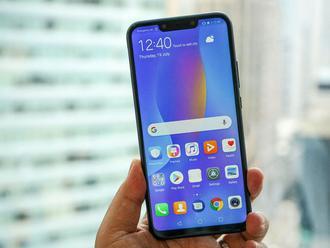 Huawei s budget Nova 3i shows off its premium looks       CNET