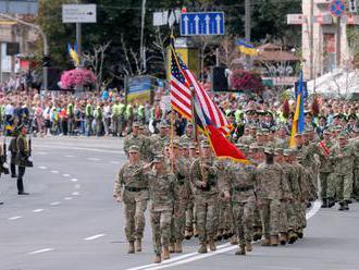 Koľko financií vynakladajú USA na obranu v rámci NATO a koľko vynakladá Rusko?