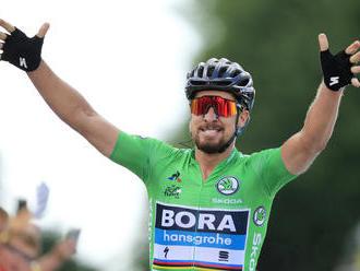 Sagan po skvelom výkone vyhral piatu etapu a prekonal rekord Tour de France