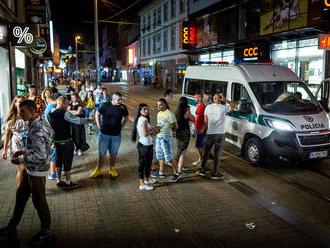 Obyvatelia chceli na Obchodnej karavan mestskej polície, mesto ani polícia to nepotvrdili