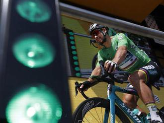 Sagan skončil v siedmej etape tretí, vyhral Groenewegen