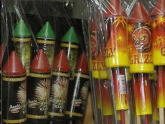 Pyrotechnika sa bude môcť používať iba počas osláv Nového roka