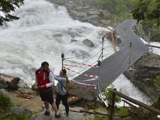 Bielovodská dolina je opäť prístupná turistom