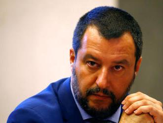 Salvini: Taliansko plánuje navrhnúť zrušenie sankcií voči Rusku