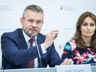 Zdravotníctvo čaká 12-ročná prerábka: Pellegrini ohlásil veľké zmeny v nemocniciach