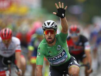 Video: Sagan prirovnal 13. etapu Tour de France ku kúsku zlata a ďakoval kolegom za podporu