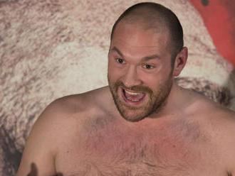 Fury sa opäť postaví do ringu: Toto je jeho druhý súper po dlhšej prestávke