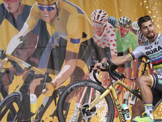 VIDEO: Saganov rituál na Tour. Toto robí každé ráno a fanúšikovia ho za to milujú