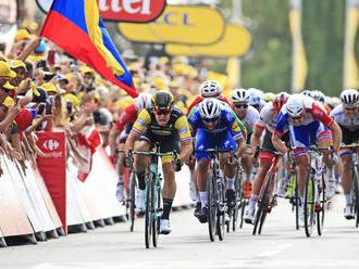 VIDEO: Sagan opäť na pódiu, záverečný špurt 7. etapy ovládol Groenewegen