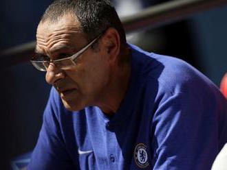 Sarri po ligovom debute na lavičke Chelsea: Úvod sezóny nebude ľahký
