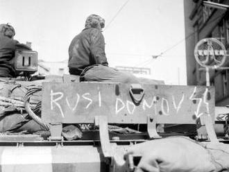 F.Polóni zastavil ruskú vojenskú kolónu a cítil sa výnimočný