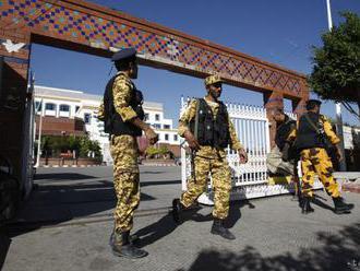Pri zásahu proti militantom zahynuli v Jordánsku traja policajti