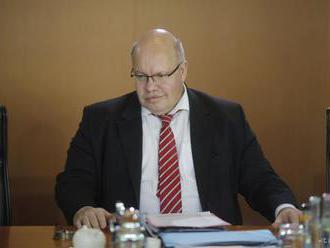 Nemecký minister hospodárstva tvrdo odsúdil hospodársku politiku USA
