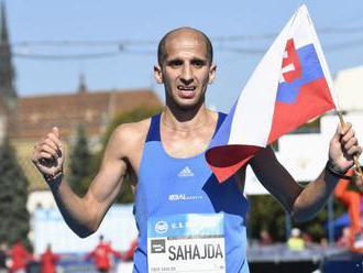 Maratón mužov na ME Tibor Sahajda nedokončil a vzdal sa