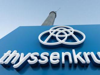 Investičné fondy hľadajú pre koncern Thyssenkrupp nového šéfa