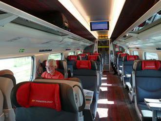 Nemecké železničiarske odbory žiadajú osobné kamery pre sprievodcov
