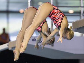 Bertocchiová a Pellacaniová zlaté v synchronizovaných skokoch do vody