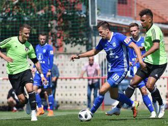 1. FC Slovácko zvíťazilo nad Sigmou Olomouc
