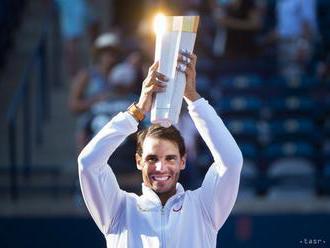 Nadal zdolal vo finále turnaja v Toronte Tsitsipasa, získal 80. titul