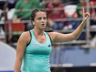 Kužmová uspela v 1. kole kvalifikácie turnaja WTA v Cincinnati