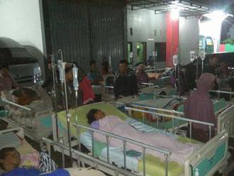Pád ľahkého lietadla v Indonézii prežil 12-ročný chlapec; ďalších 8 ľudí zahynulo
