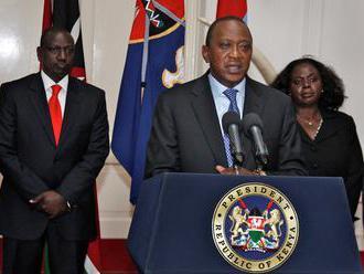 Prezident Kene vyzýva mládež, aby zatkla podozrivých z korupcie