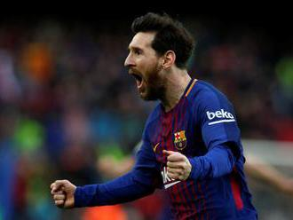 Barcelona vyhrala v súboji o španielsky Superpohár nad Sevillou 2:1