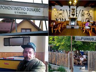 Bizarnosti akrásy: Slovenské krčmy od zlapania Jánošíka po pohostinstvo UFakena