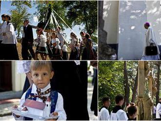 Na púť k viac než 770-ročnému kostolu do Hájíčka chodievali desaťtisícové procesie